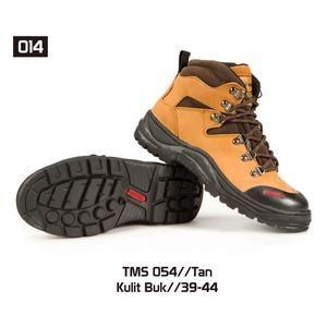 Sepatu Boots Gunung Hiking Pria [TMS 054] (Brand Trekking) Produk Bandung