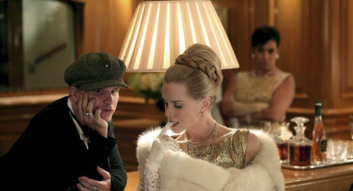 """Создатели фильма """"Принцесса Монако"""" представили на суд зрителей первый трейлер байопика. Режиссером картины выступил Оливье Даан, а роль принцессы Грейс Келли исполнила Николь Кидман."""