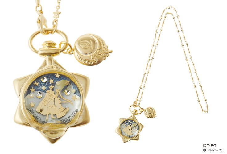 """sailor moon"" ""sailor moon merchandise"" ""sailor moon toys"" ""q-pot"" kawaii cafe shop macaron chocolate cake jewelry charm ""star locket"" ""crystal star"""