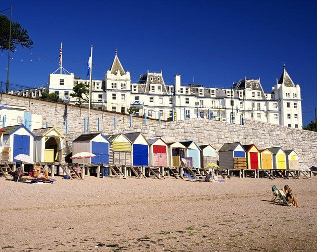 Torquay, UK - Home of rudest hotelier Basil Fawlty...lol