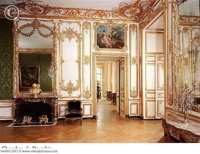 Palace of versailles chambre du dauphin stuff i love for Chambre louis xvi versailles