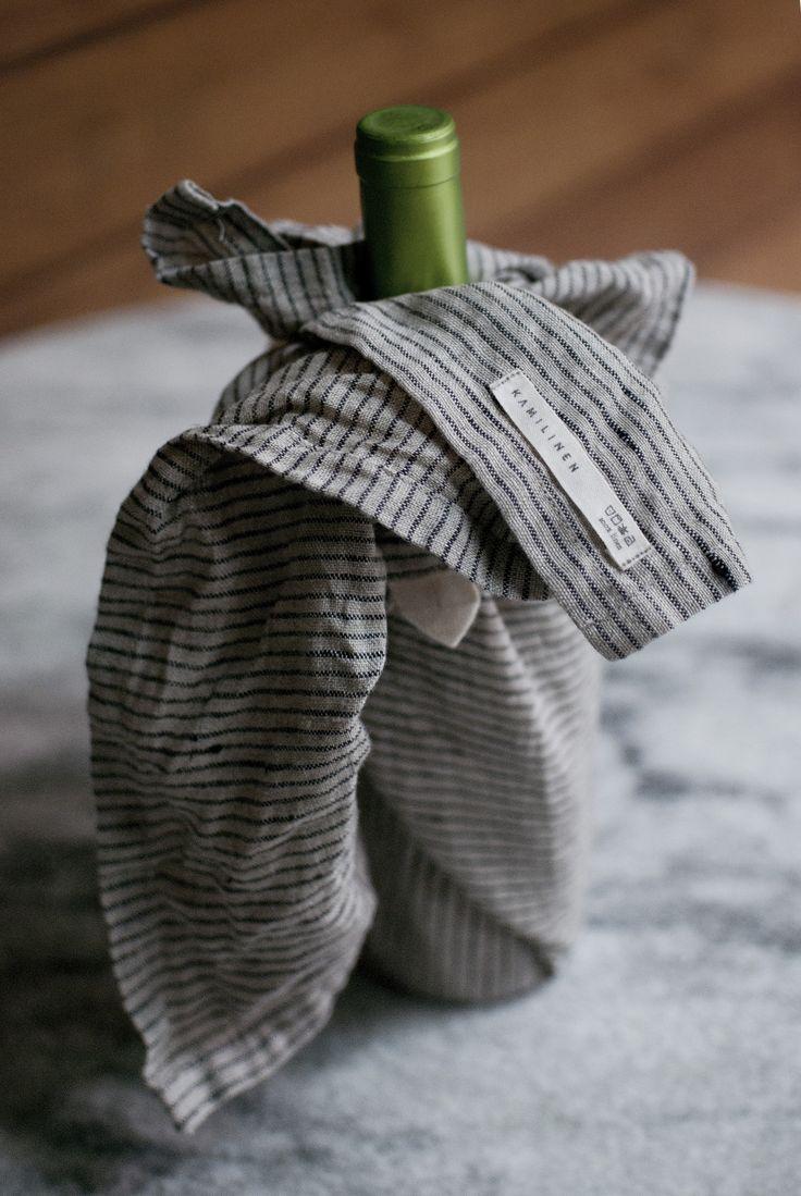 100% Baltic linen   tea towel   www.kamilinen.com