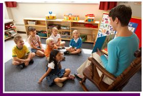 Early Childhood Education * Resource Blog: Circle Time Ideas