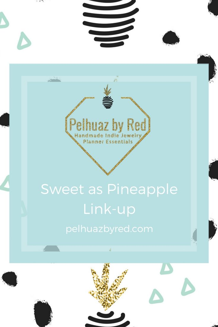 You are amazing and this is a place to celebrate that! Are you ready for a new Sweet Sharing Stravaganza? Pelhuaz by Red