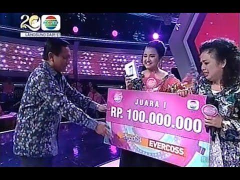 Ocha Medan Pemenang Juara 1 Mamamia Indonesia 2014