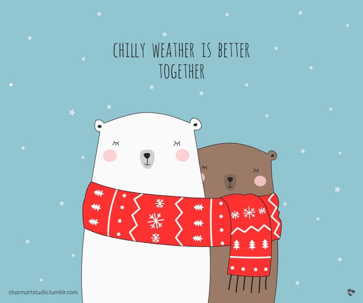 Chilly Weather is Better Together
