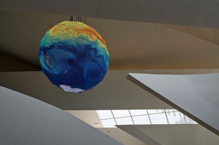 Strelka Magazine - Мировой опыт: Музей будущего взаброшенном порту Рио-де-Жанейро