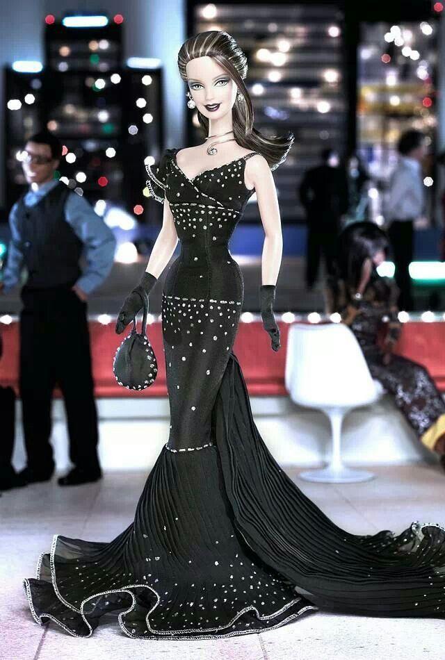 Hollywood Divine Barbie Barbie Fan Club exclusive