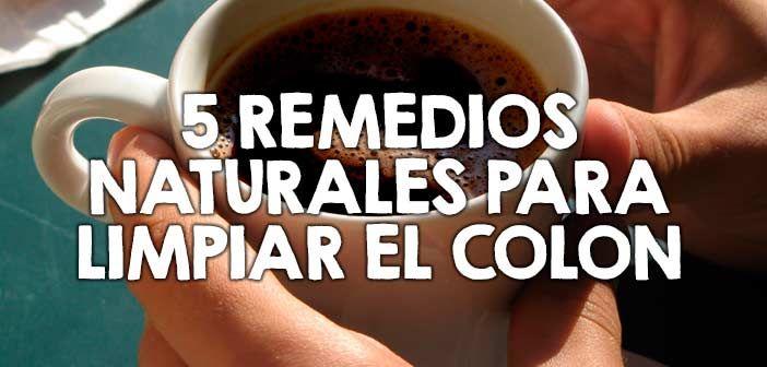 Los cinco remedios más conocidos para limpiar el colon