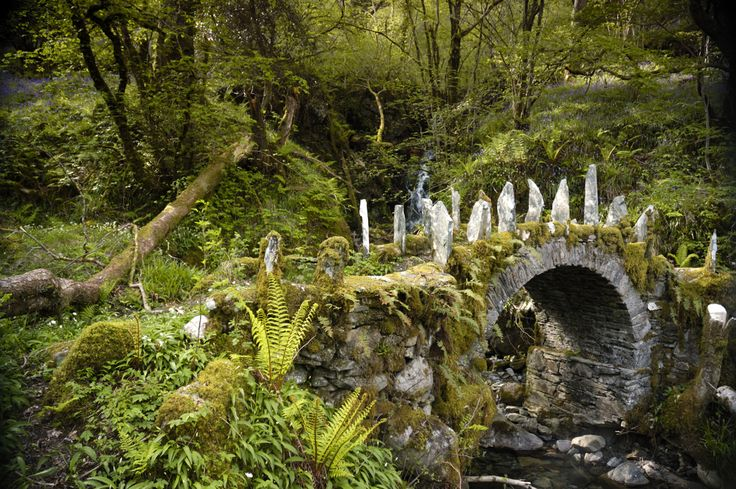 Moncrieff Photography - Scotland ~ The Fairy Bridge - somewhere secret in Argyll...