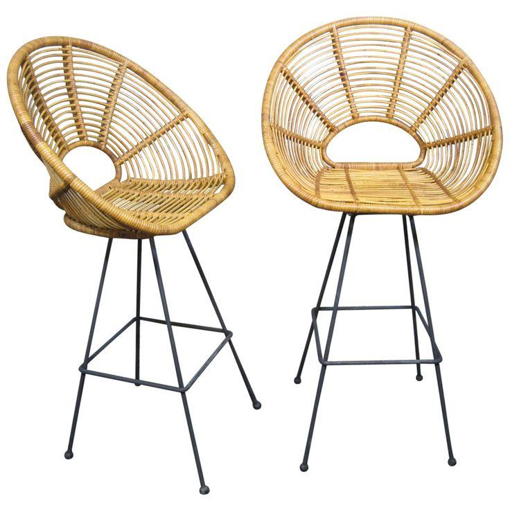 die besten 25 rattan bar ideen auf pinterest rattan. Black Bedroom Furniture Sets. Home Design Ideas