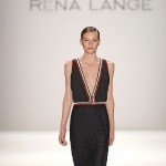 Rena Lange S/S 2012-- Flattering and fun
