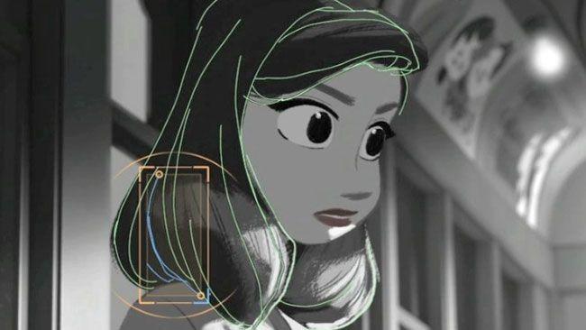 Paperman – Making of e dietro le quinte del nuovo corto Disney
