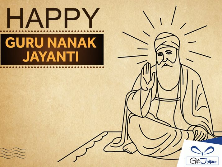 May this Gurpurab bring lots of joy and happiness to your life.