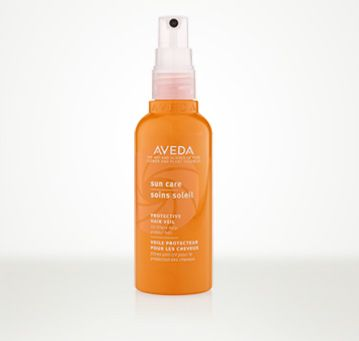 Your hair needs protection too. Aveda Sun Care Protective Hair Veil is a summer essential.