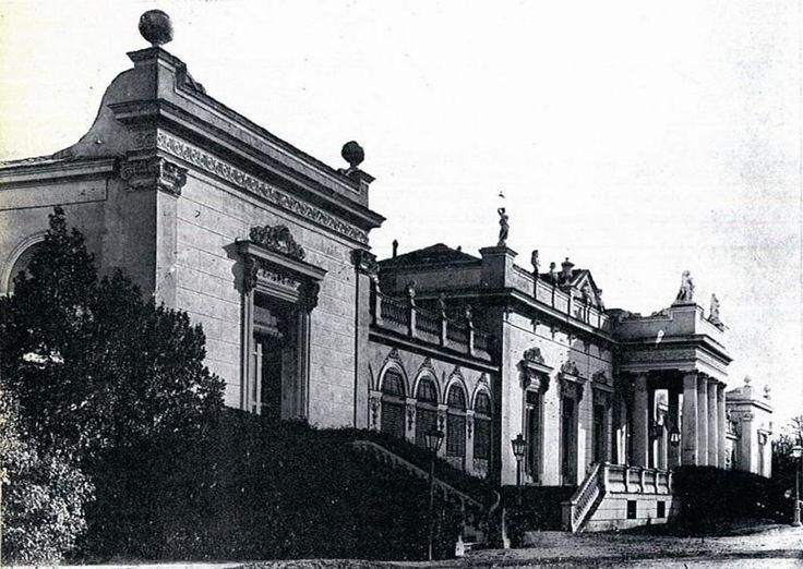 Palacio de Vista Alegre.