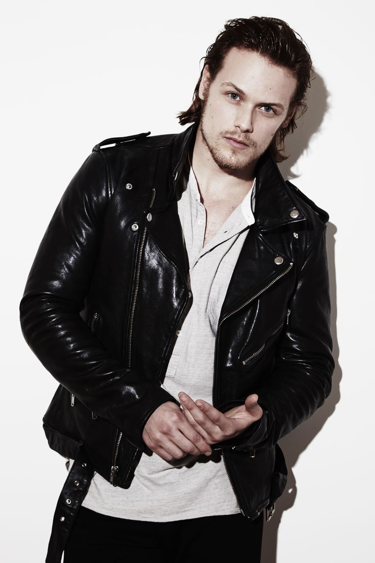The 23 Hottest Pictures of Outlander's Sam Heughan We Could Find