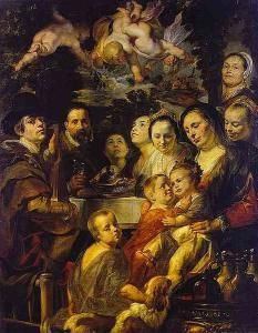 Jacob Jordaens (1593 - 1678)