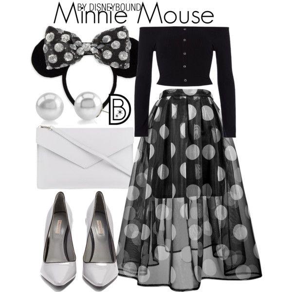DisneyBound - Minnie Mouse
