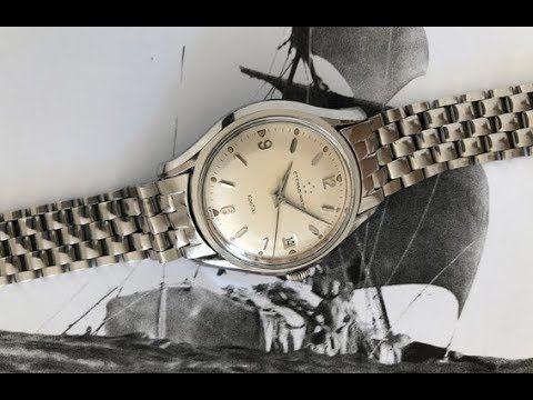 Vintage watches - Eterna-Matic KonTiki
