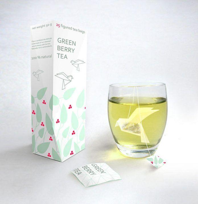 Des packaging pour les amoureux du thé