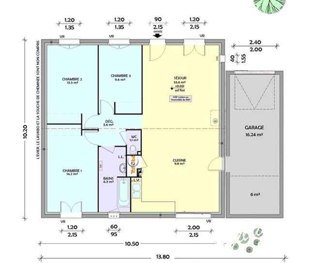 Exceptionnel Site Maison. Plan Habill Maison La Qualit Prix Tudi Rdc Ide Bloc  AA09