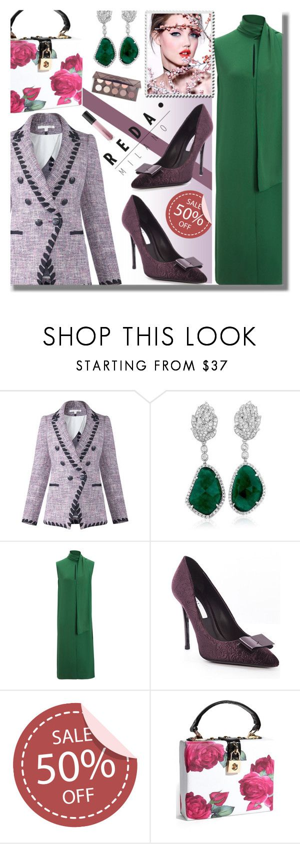 """""""Reda Milano Fashionable Woman's Shoes"""" by pesanjsp ❤ liked on Polyvore featuring Joseph and Bare Escentuals"""