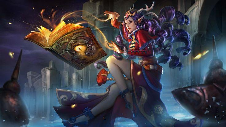 Lyra - hero