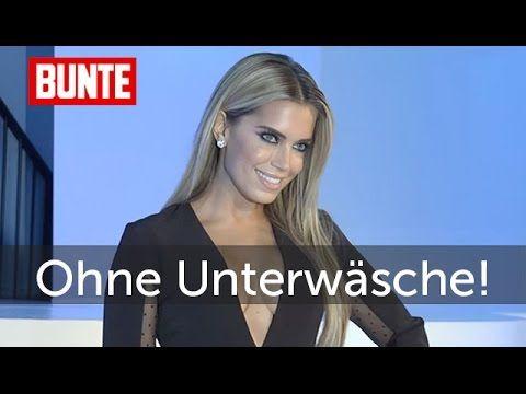 Sylvie Meis - Ohne Unterwäsche unterwegs!   - BUNTE TV