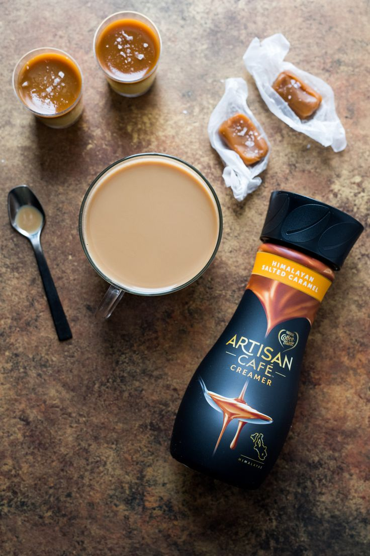 Artisan Café Himalayan Salted Caramel by Coffee-mate is a delicious combination of luxuriously rich cream and carefully sourced ingredients from the Himalayas. Start your day with a truly indulgent coffee experience.