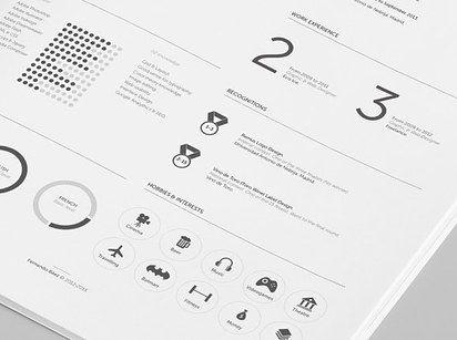 8 best CV Template images on Pinterest A letter, Free samples - resume models