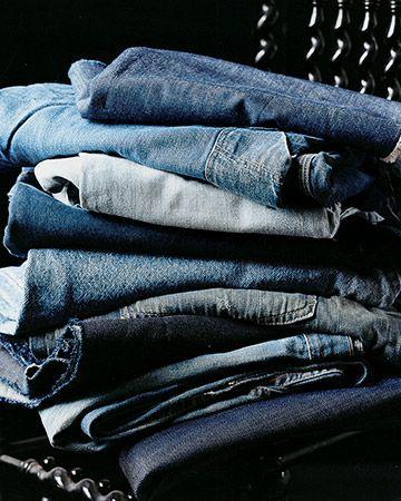 Denim Crafts: Ripped Denim, Denim Jeans, Denim How To, Care Charts, Denim Strips, Denim Crafts, Laundry Care, Denimcraft, Stylish Denim