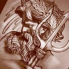 Image result for greek gods tattoo sleeve