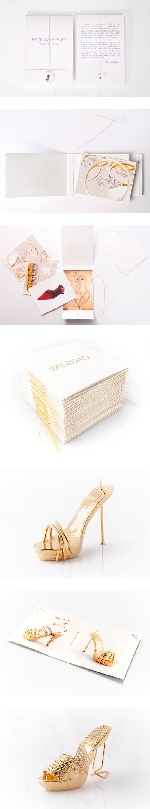 Alexandra Tavera   www.estudio201.com  Diseño de catálogos de arte.  Dirección Artística: Fotografía, composición de piezas gráficas.