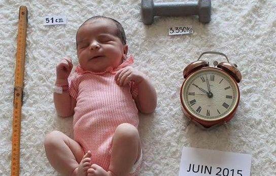 Un faire-part de naissance fait-main et super chouette