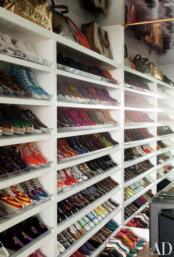 Dream Closet Elton John Elton Johnu0027s shoe