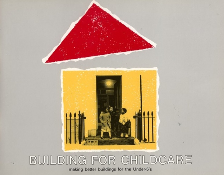 Building for Childcare: book by Matrix for use by organisations getting new childcare facilities built. Courtesy: Julia Dwyer