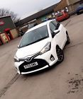 2013 TOYOTA YARIS TREND VVT-I WHITE Facelift Low Mileage