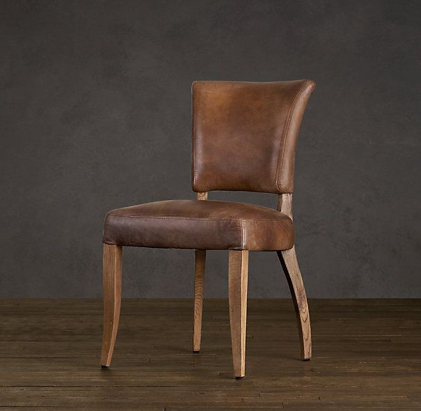 Leather Dining Chairs, Leather Dining Room Chair