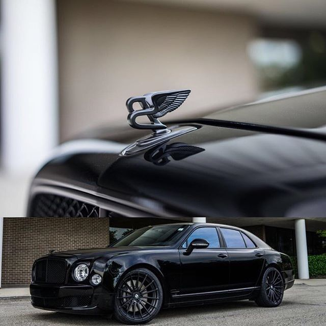 Bentley Mulsanne: Attention To Details Bentley Mulsanne