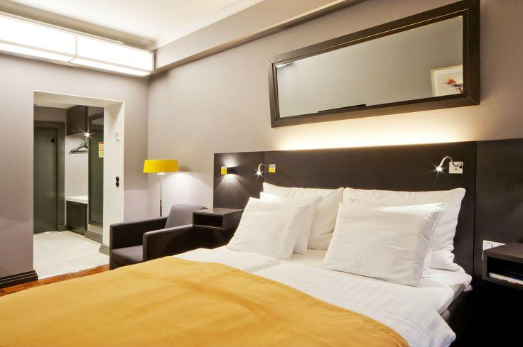 Solo Sokos Hotel Torni, Helsinki. Yksilöllisiä hotellihuoneita aistikkain yksityiskohdin. Unique hotel rooms with delicious details. #hotelroom #helsinki