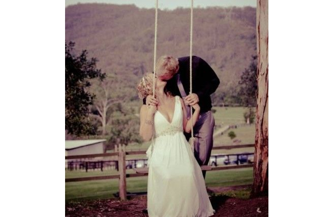 Some of the beautiful weddings held at Yarramalong Valley Farm Stay.