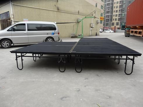 Portable folding stage wholesale from China