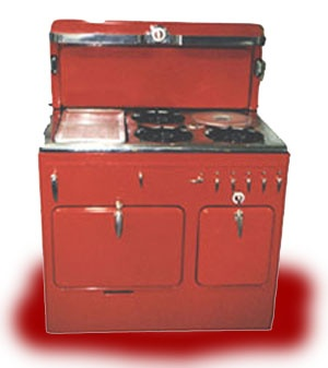 Chambers Countertop Stove : ... Vintage Appliances on Pinterest Stove, Old stove and Antique stove