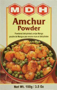Mango Powder (Amchur Powder) -   Dutch-Bangla Supermarket, Van Woustraat 48