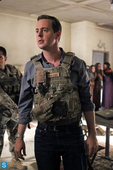NCIS - Episode 11.04 - Anonymous was a Woman - Promotional Photos