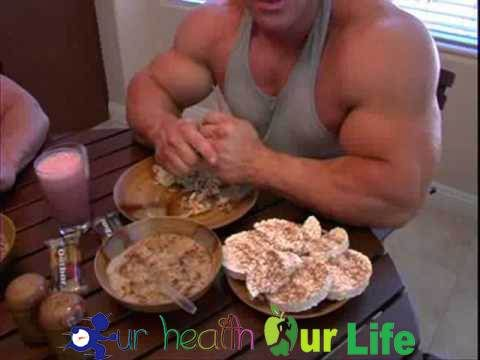 How to gain muscle mass fast - eat muscle gain food