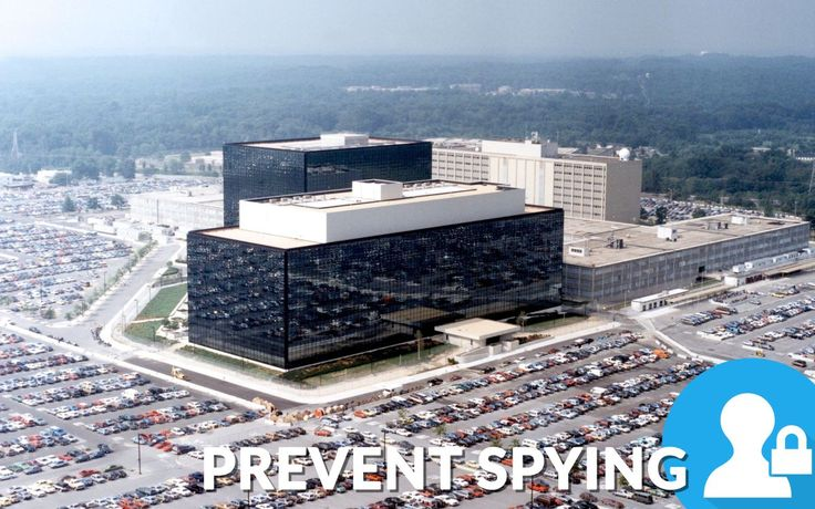 How to Stop the NSA Spying on Your Online Activity