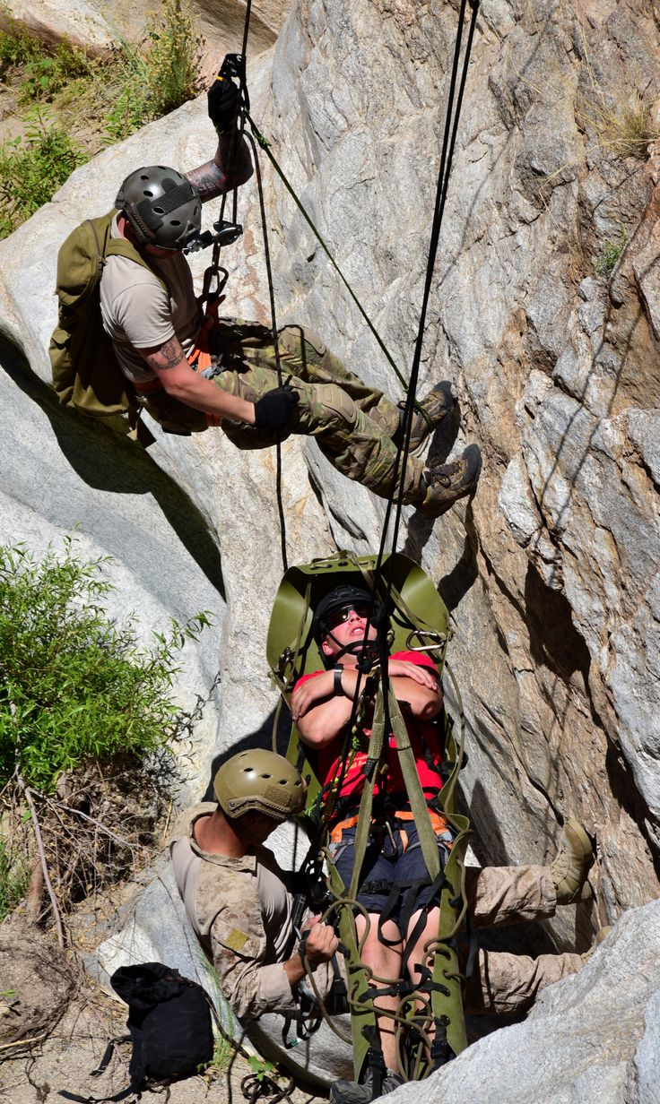 Extreme Rescue Inside the U.S. Air Force Pararescue