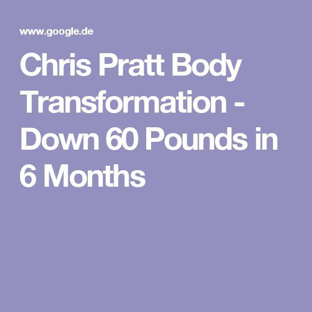 Chris Pratt Body Transformation - Down 60 Pounds in 6 Months